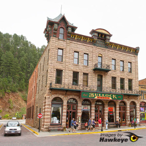 Bullock Hotel, Deadwood, S. Dakota.