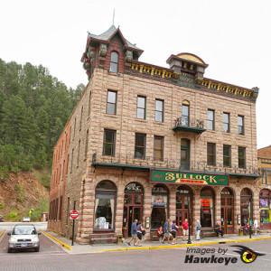 Bullock Hotel, Deadwood, S. Dakota.