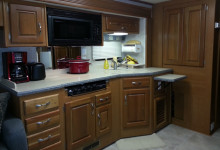 My RV Kitchen.