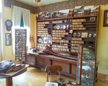 H.H. Bennett Studio Storefront.